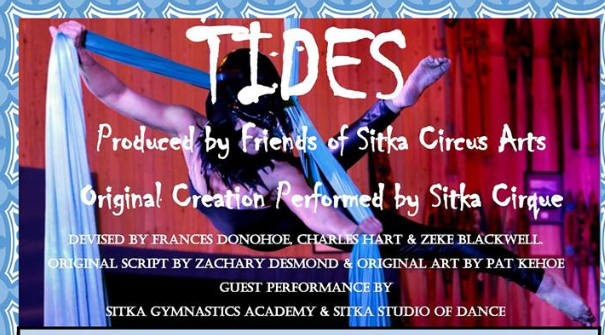 """Sitka Cirque takes audience underwater with """"Tides"""""""