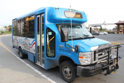 Assembly approves $25,000 for Sitka bus service