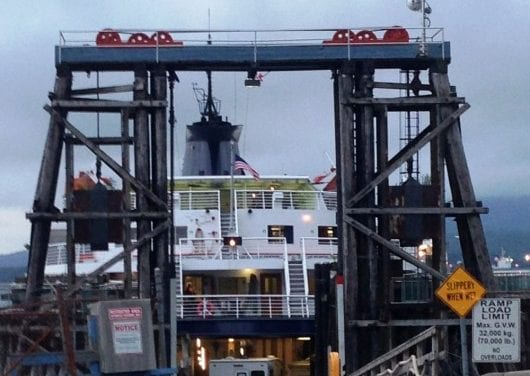 Feds demand armed backup to keep Prince Rupert ferry terminal open