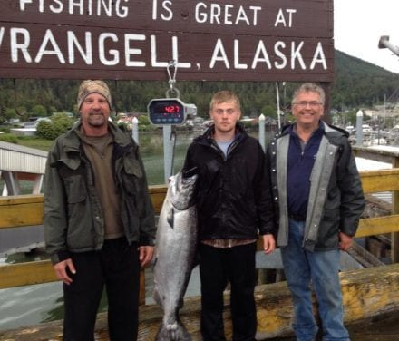 The end of Wrangell's king salmon derby leaves locals longing