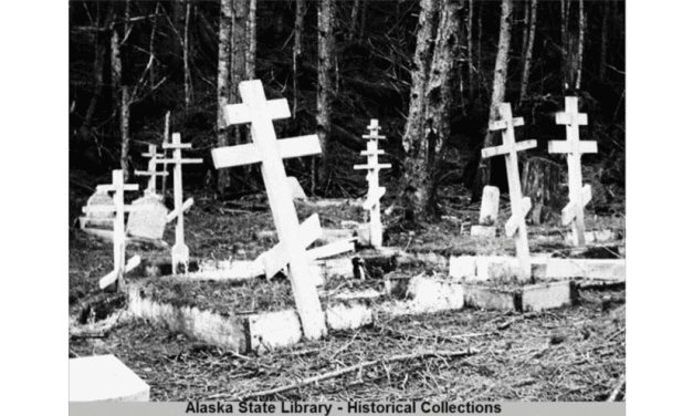 Unangax cemetery at former WWII internment camp may be added to Funter Bay park