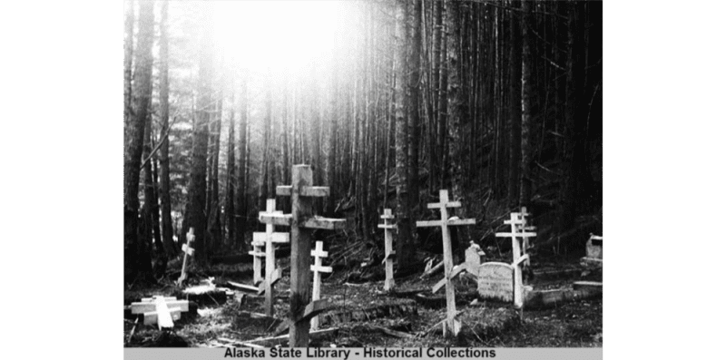 Unangax cemetery at former WWII internment camp may be added
