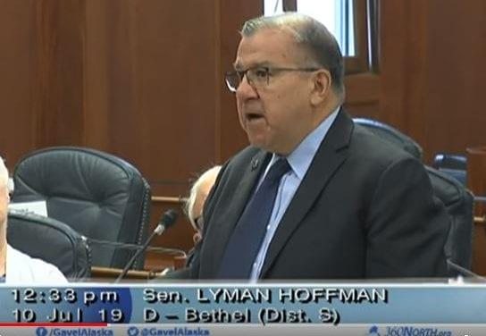 New senate majority leader denounces cuts to public broadcasting