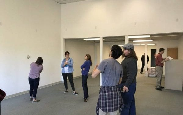 Teens prep for grand opening of new center, 'The Cloud'
