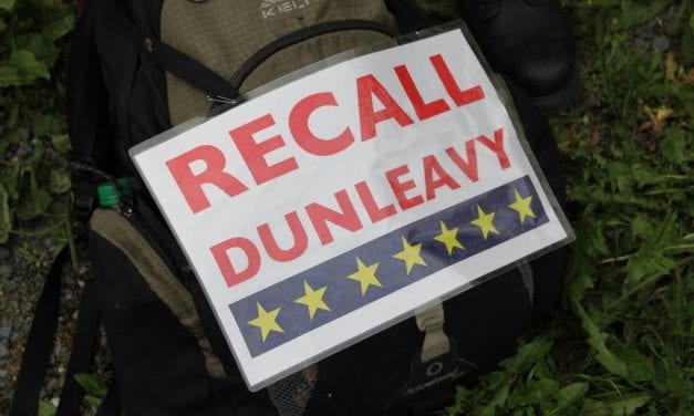 Sitkans join statewide recall efforts