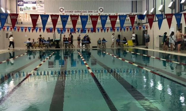 Frosh swimmers make mark at season's first meet