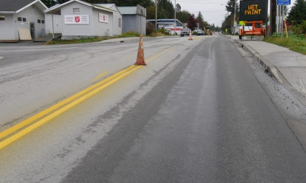 Petersburg street striping could make it back in borough budget