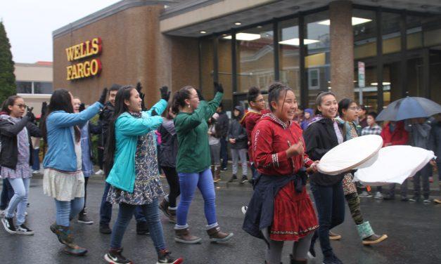 CorvidEYE: Indigenous People Parade