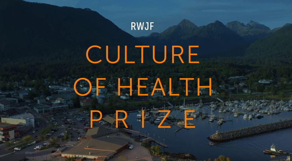 Sitka first Alaska town to win national 'Culture of Health' prize - KCAW