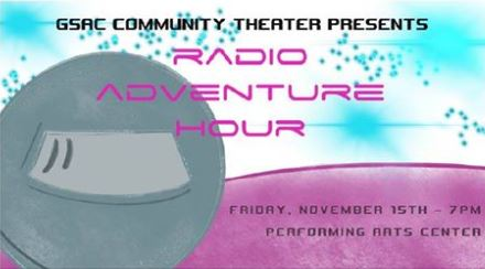 Where No Radio Theater Has Gone Before…