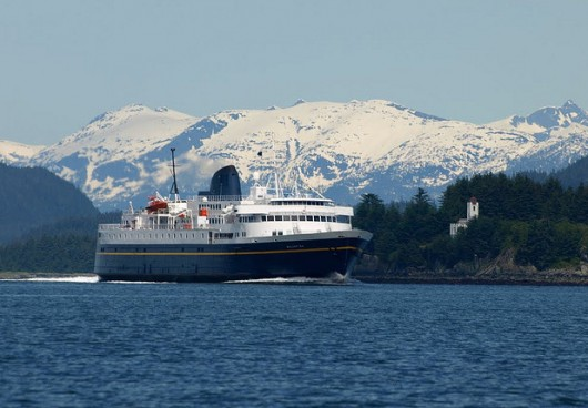 """Future of Alaska ferry Malaspina in question as state consigns ship to """"long-term layup"""""""