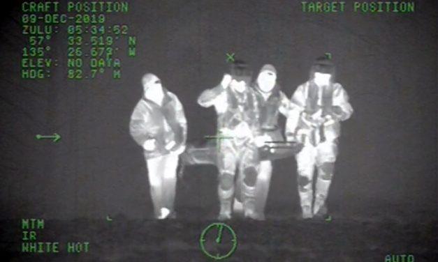 Coast Guard aids teenage hiker in weekend rescue