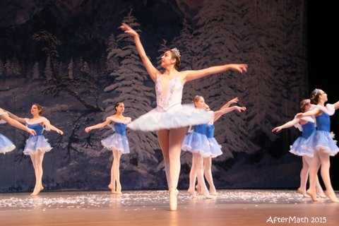 Fireweed dancers gear up for Nutcracker