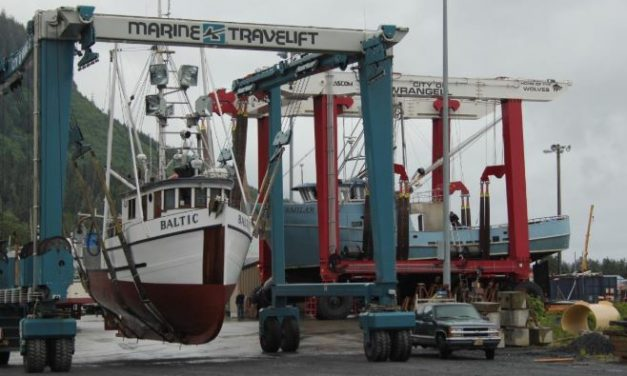 Proposed land trade may turn the tide for Sitka's maritime industry