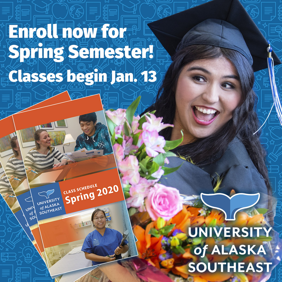 UAS- spring enrollment