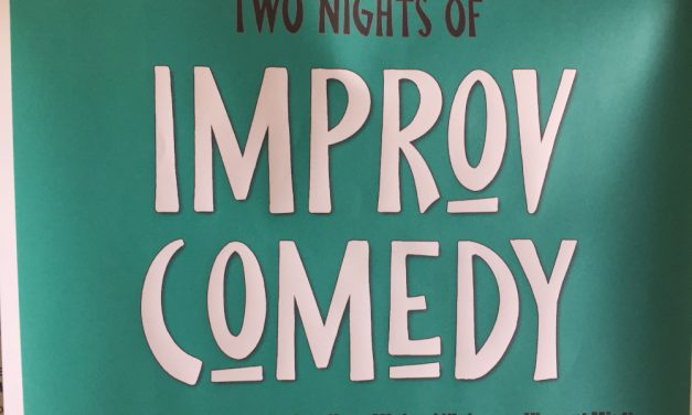 Laughs on tap as improv comedy comes to Sitka