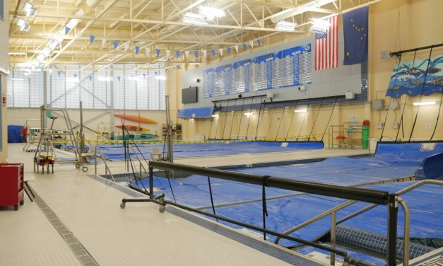 Petersburg pool closed with multiple problems during cold spell