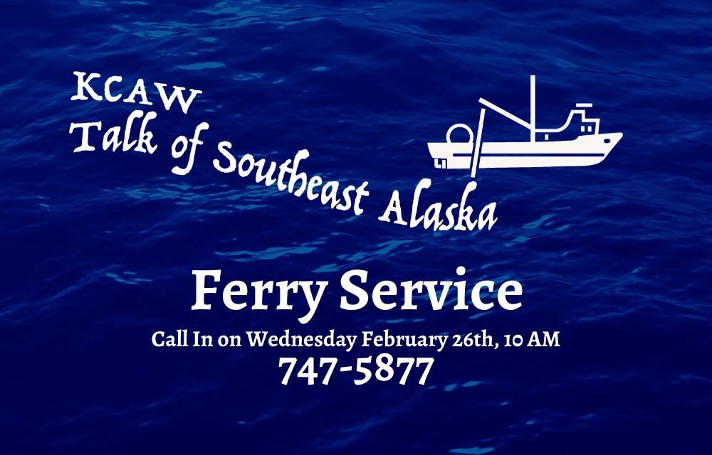 New Program: Talk of Southeast Alaska