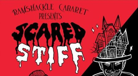 More glitter! Ramshackle Cabaret's 'Scared Stiff' opens this weekend in Sitka