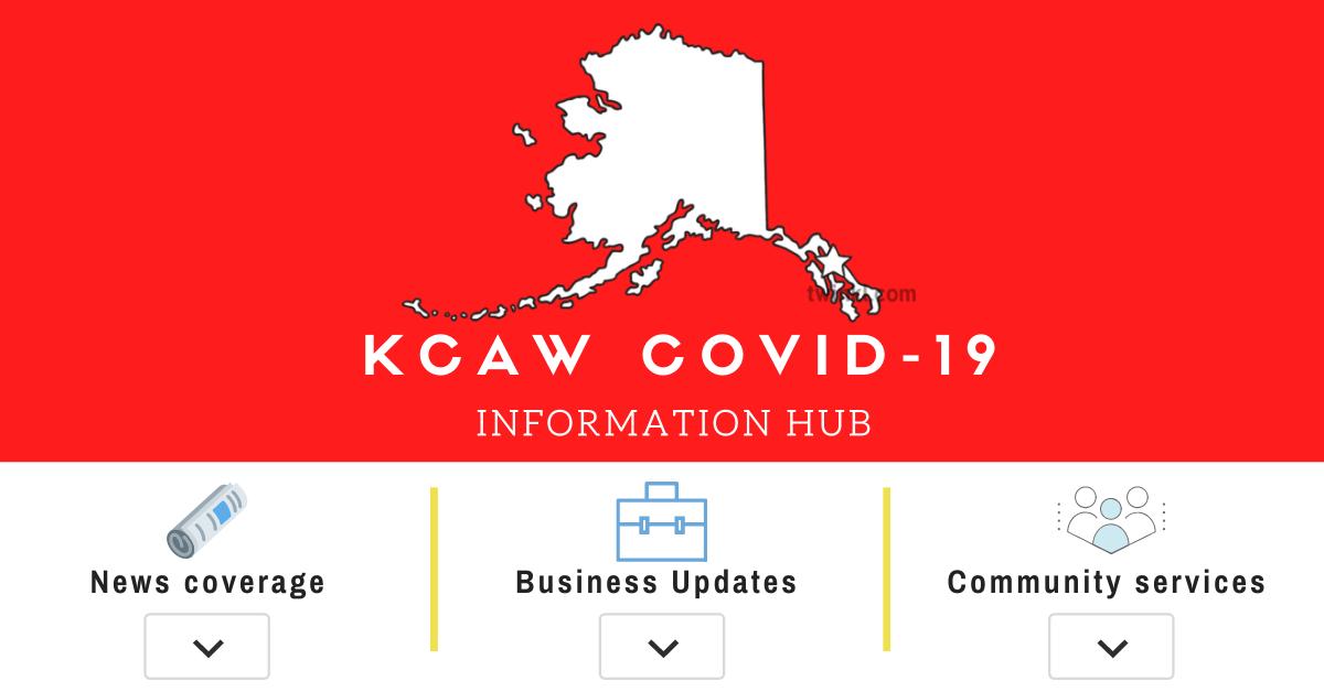 KCAW Coronavirus Information Hub